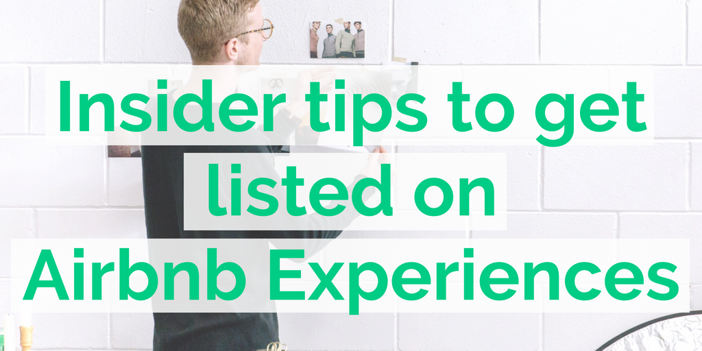 Insider tips to get listed on Airbnb Experiences  Image