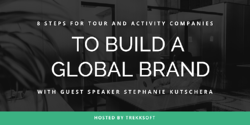 8 steps to build a global brand Image