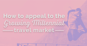 How to appeal to the growing millennial travel market Image