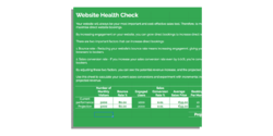 Website Health Check Image