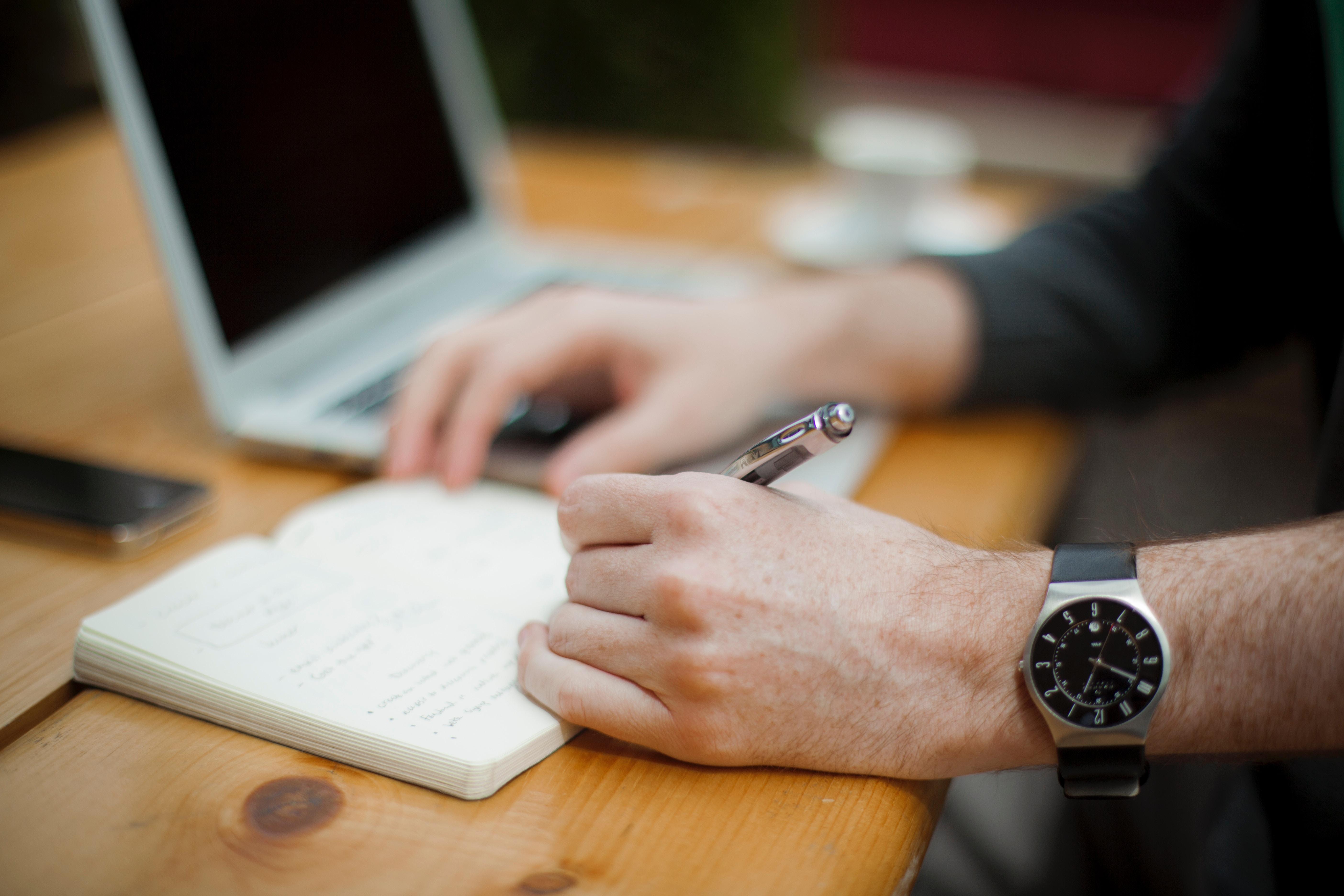 Manual and digital booking processes