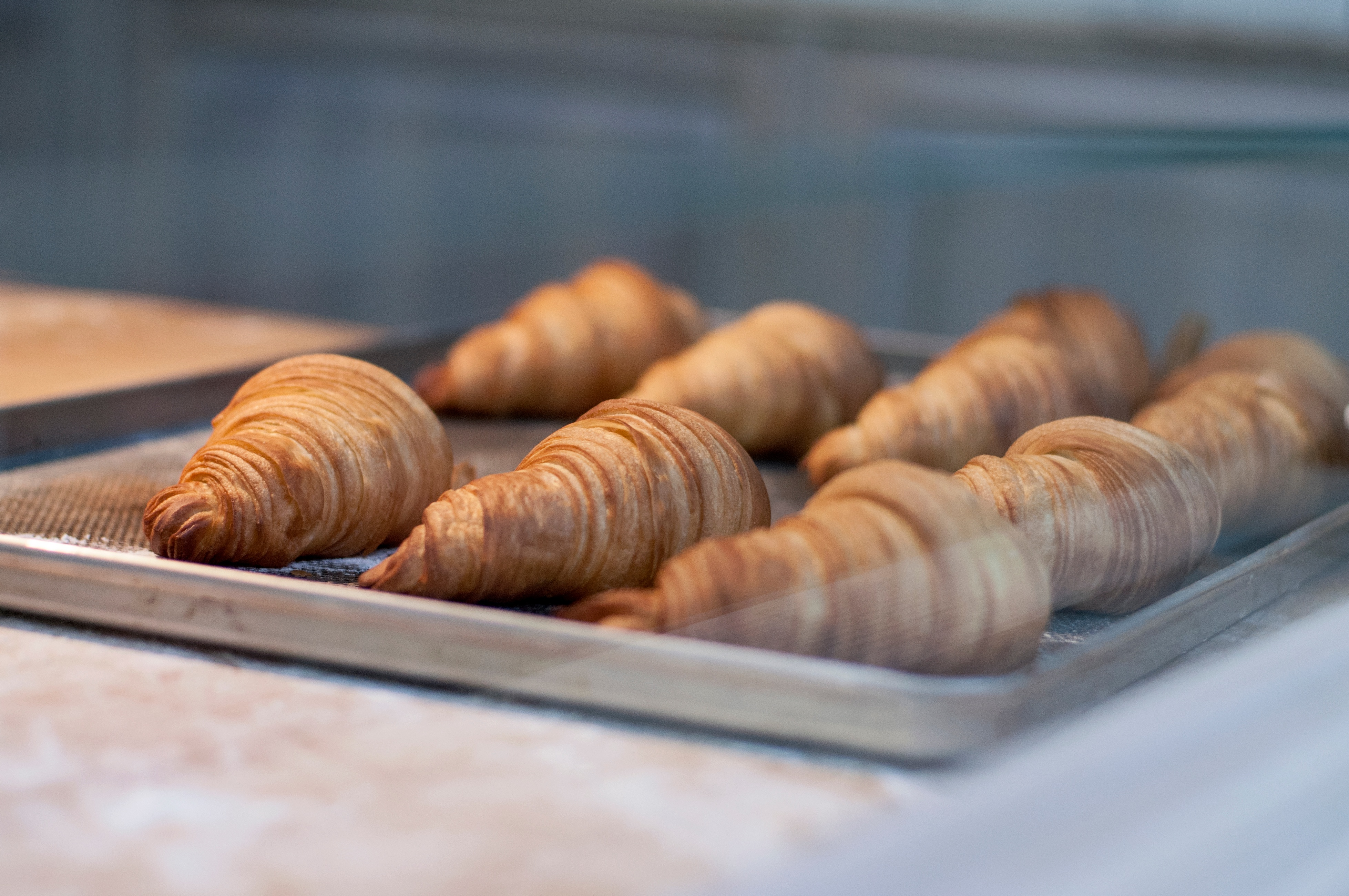 Croissants as part of French culture