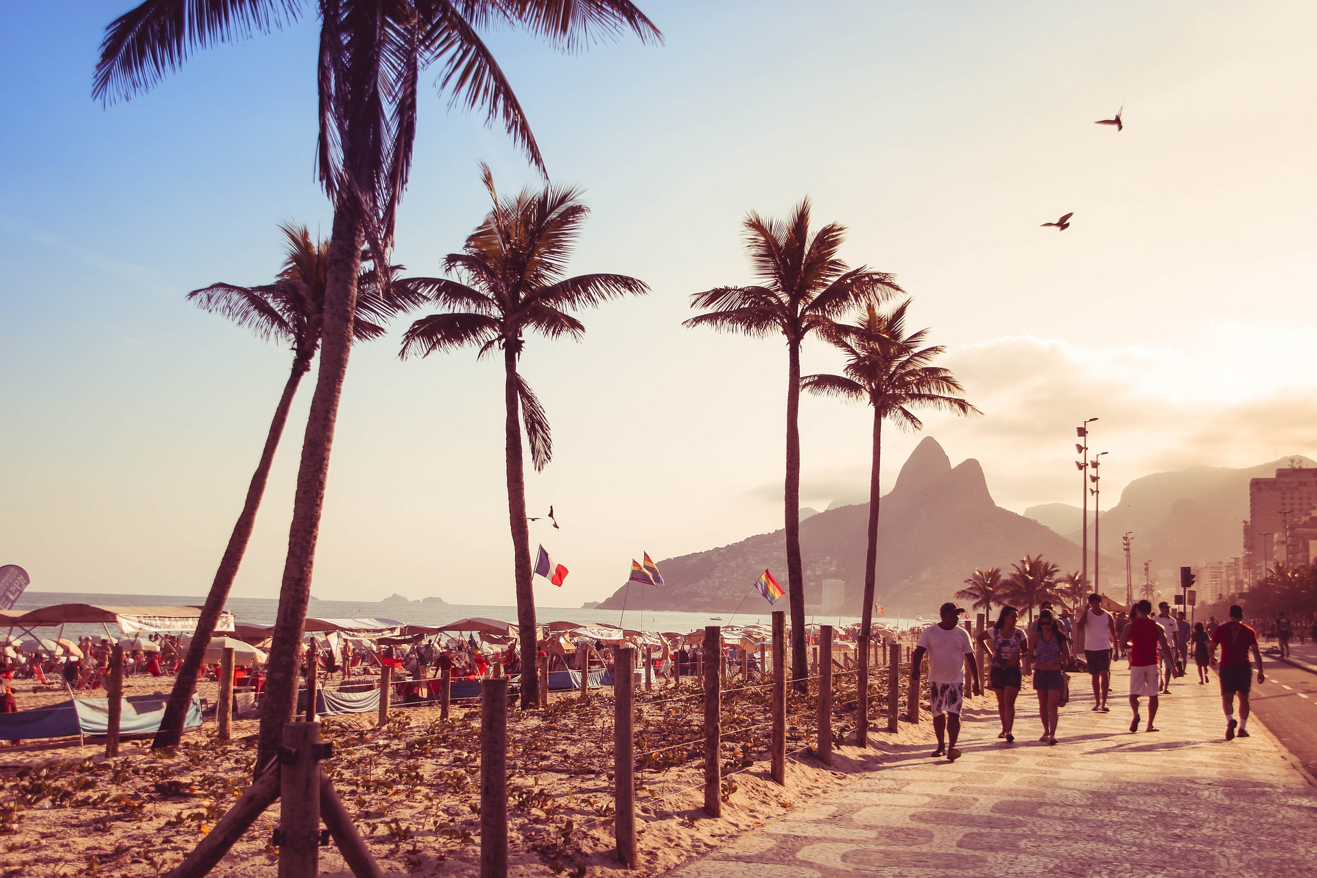 Brazil tourism and high inflation