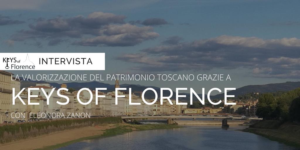 blog - Keys of Florence intervista firenze