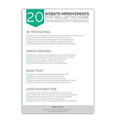 Website Improvement Checklist Image