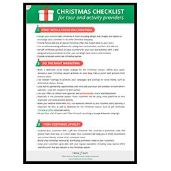 Checklist ✓ di Natale Image