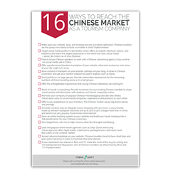 16 Ways to Reach the Chinese Market Image