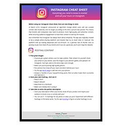 Breve guía de Instagram para promocionar tours Image