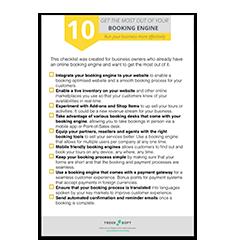 10 Punkte, das Beste aus Ihrem Buchungssystem zu holen Image