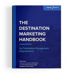 The Destination Marketing Handbook for DMOs and DMCs Image