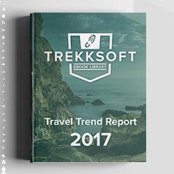 TrekkSoft Tourismus  Trend-Report 2017 Image