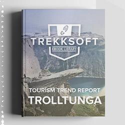 Tourism Trend Report:  Trolltunga Image