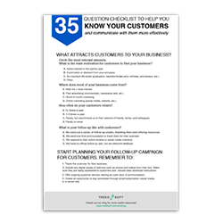 35-Step Get to Know Your Customer Checklist Image