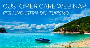 Customer Care Webinar per l'Industria del Turismo - Prima Parte Image