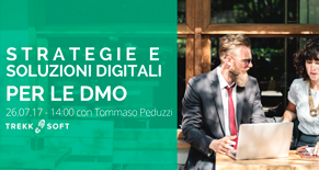 Strategie e soluzioni digitali per le DMO Image