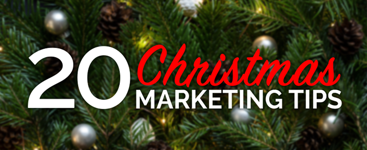 20 Christmas Marketing Tips