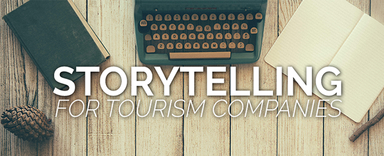 Storytelling in tourism