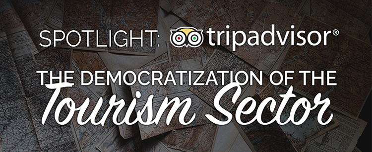 TripAdvisor interview on democratization of tourism