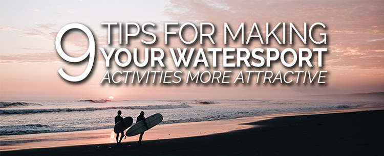 Water sports business tips