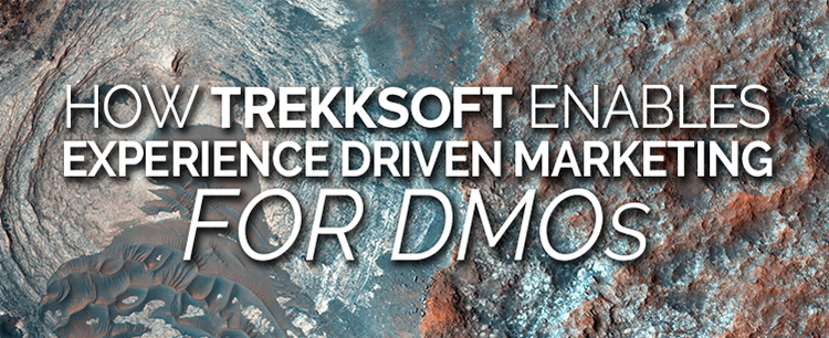 How TrekkSoft enables experience driven marketing for DMOs
