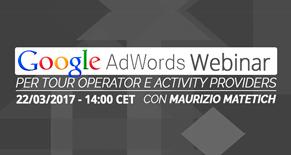 Google Adwords Webinar: Ti piacerebbe ottimizzare una campagna di Google AdWords ? Image