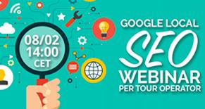 Google Local SEO webinar per Tour Operator Image