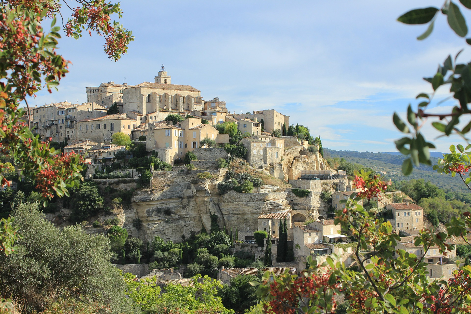 Rural France tourism spotlight during 2015