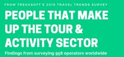 Infografía: Profesionales de tours y actividades Image