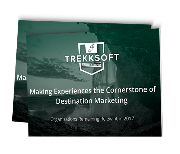 Destination Marketing with experiences