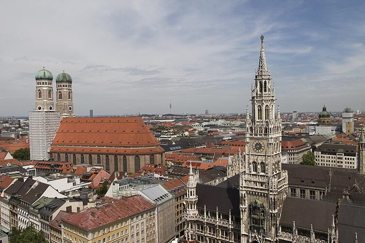 Munich, hometown of myobis booking system