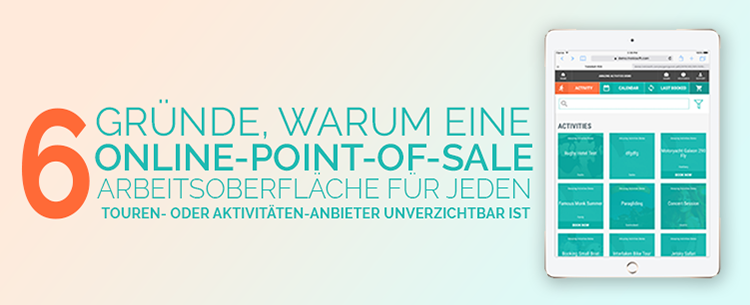 Online Point-of-Sales-Oberfläche