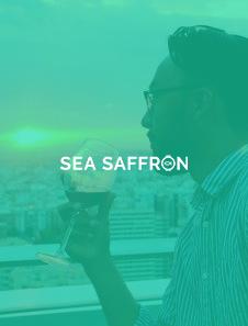 sea-safron