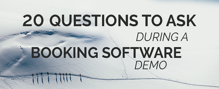 Questions to ask in a software demo