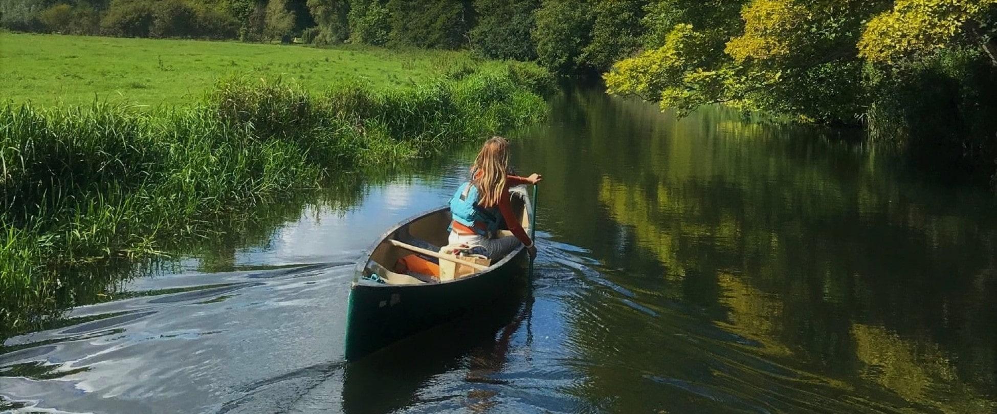 Canoe Trail Website
