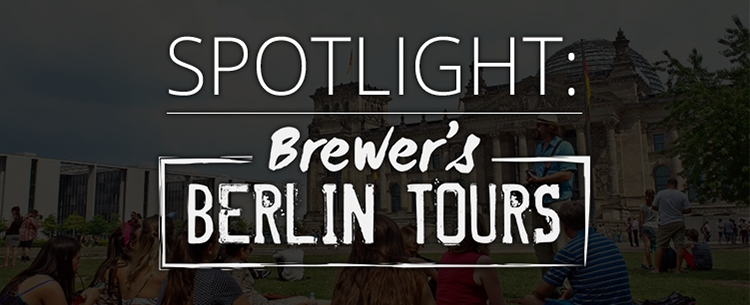 Interview mit Stadtführungsanbieter Brewer's Berlin Tours
