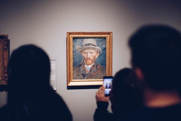 Revenue management Van Gogh Museum