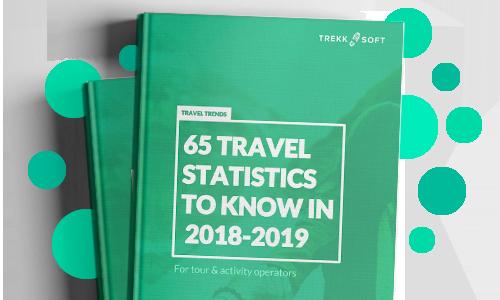 statistiche dati trend turismo travel 2018 2019