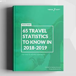 65 Estadísticas de Turismo que debes conocer en 2018-2019 Image