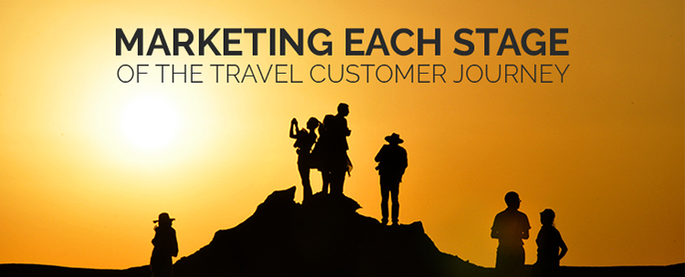 Marketing travel customer journey
