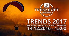 Trend 2017, esperienze viaggio più richieste e strategie di marketing indispensabili Image