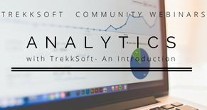 Analytics with TrekkSoft - An Introduction Image
