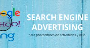 Webinar sobre Search Engine Advertising (SEA) para proveedores de actividades Image