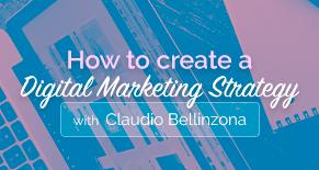 How to create a digital marketing strategy Image