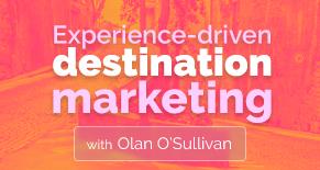 Experience-driven destination marketing Image