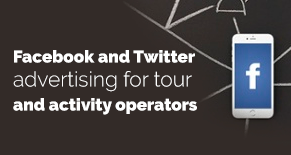Facebook and Twitter advertising for tour and activity operators Image