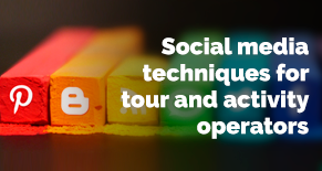 Social media techniques for tour and activity operators Image
