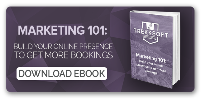Build your presence online and get more bookings