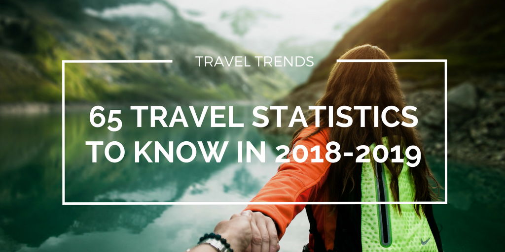 Travel statistics to know about in 2018 and 2019