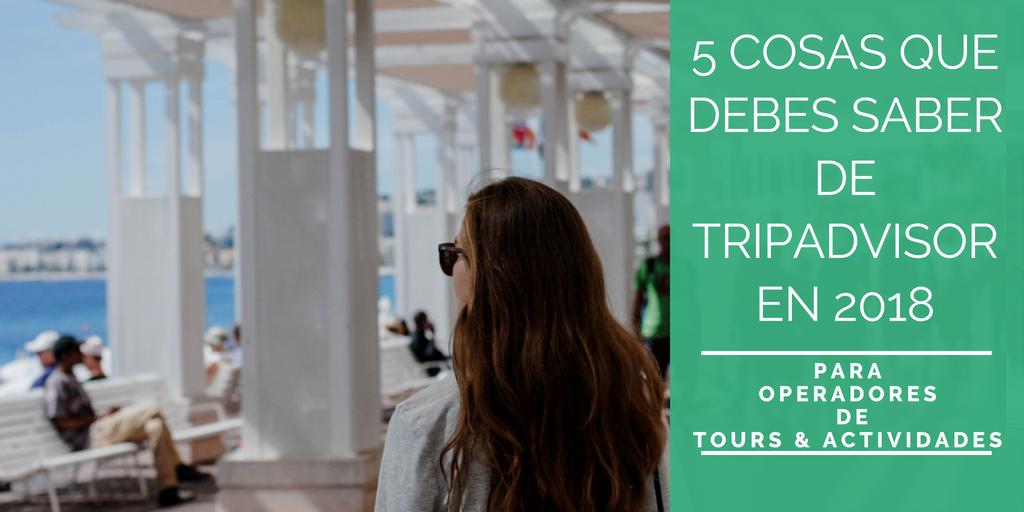 5 cosas que debes saber sobre TripAdvisor