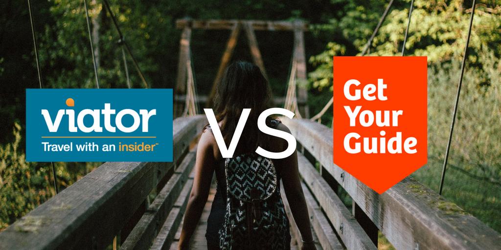 Viator vs Get Your Guide - ¿Cuál de estas agencias de viajes online es mejor para tu negocio?